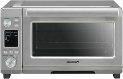 Panasonic 0.9 cu.ft. Instant Heat Convection Toaster Oven wi
