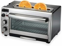 1 countertop oven 2 slice