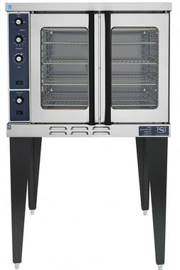 DUKE 1 Deck Gas Convection Oven Standard E101-G Full Size w/