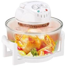 1300W Infrared Halogen Convection Turbo Oven Countertop Cook