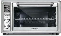Cosori 12-In-1 Oven Air Fryer Combo, Convection Toaster With