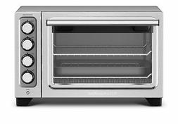 KitchenAid 12 Inch Counter Top Oven Contour Silver - Refurbi