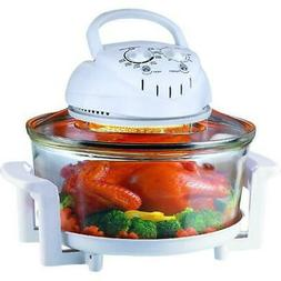 Oyama 12 Quart Turbo Convection Oven Roast, broil or bake Di