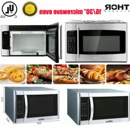 THOR 16/30'' 1.7 cu. ft Over-the-Range Microwave Convection