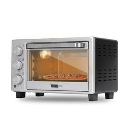 VIVOHOME 16L 6 Slice Toaster Oven Convection Broiler Pizza B