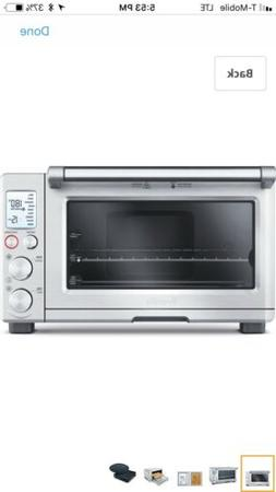 Breville 1800 Watt Smart Convection Toaster Oven with Elemen