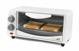 2 Slice Convection Toaster Oven Countertop Kitchen Pizza Bak
