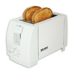 2 Slice Toaster Color: White