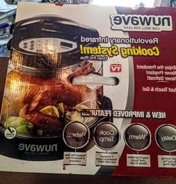 NuWave 20632 Oven Pro Plus with Extender Ring Kit, Black, Br