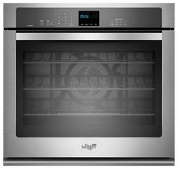 """Whirlpool - 30"""" Built-In Single Electric Convection Wall Ove"""
