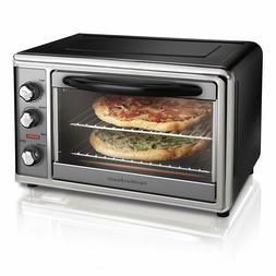 Hamilton Beach 31107D Countertop Oven w/ Convection Rotisser