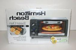 Hamilton Beach 31134 Toaster Oven Brand New, Sealed