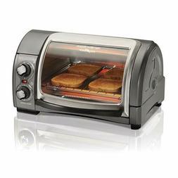 Hamilton Beach 31344D Easy Reach With Roll-Top Door Toaster