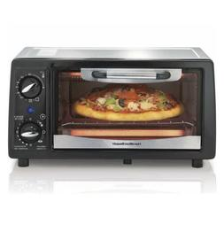 Hamilton Beach 4 Slice Toaster Pizza Oven 31134 SEALED