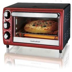 Hamilton Beach 4 Slices Toaster Convection/Broiler Oven Auto