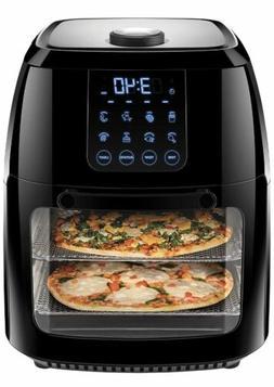Chefman 6.3 Quart Digital Air Fryer Convection Oven Dehydrat