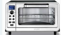 Krups 6 Slice Convection Toaster Oven with Digital Controls