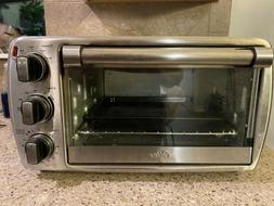 Oster 6 Slice Countertop Oven with Turbo Convection Stainles