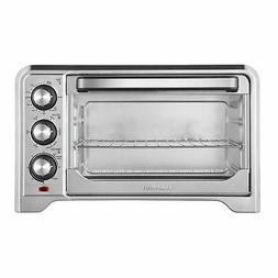 Chefman 6 Slice Everyday Countertop Convection Toaster Oven,