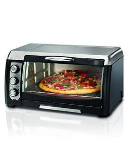 Hamilton Beach 6 Slice Capacity Toaster Oven - Toast, Bake,
