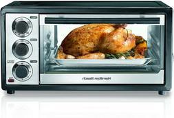Hamilton Beach 6-Slice Capacity Toaster Oven Model 31508, 1