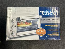 Oster 6-Slice TSSTTVCG05 Turbo Convection Toaster Oven Stain