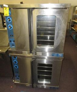 Duke 613-E1V Full Size Electric Convection Oven – Double S