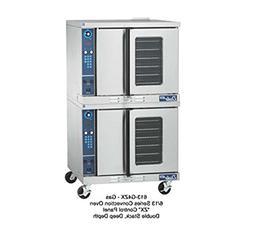 Duke 613-G4XX gas Convection Oven double-deck deep depth  ra
