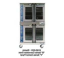 Duke 613Q-E4ZZ electric Convection Oven double-deck deep dep