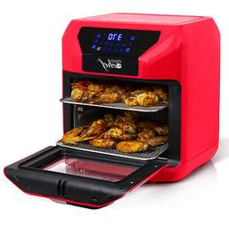 Deco Chef 7-in-1 Digital 10.5QT Air Fryer Convection Oven w/
