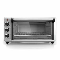 8-Slice Extra Large Toaster Oven Convection Countertop with