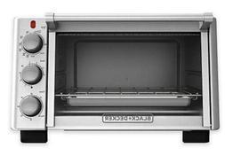 Black + Decker™ 6-Slice Convection Toaster Oven - New box