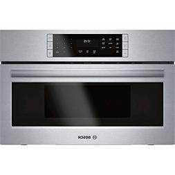 Bosch - 800 Series 1.6 Cu. Ft. Built-in Microwave - Stainles