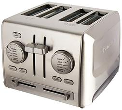 Cuisinart 086279087959 CPT-640 4-Slice Metal Toaster, Stainl