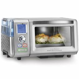 Cuisinart CSO-300 Combo Steam/Convection Oven, Silver DISCON