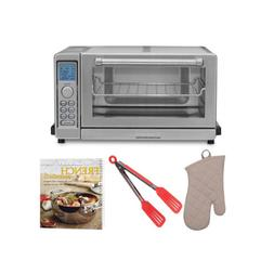 Cuisinart TOB-135 Deluxe Convection Toaster Oven Broiler wit