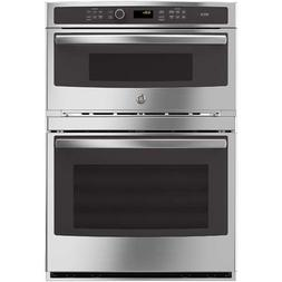 "Ge - Profile Series 30"" Built-in Double Electric Convection"