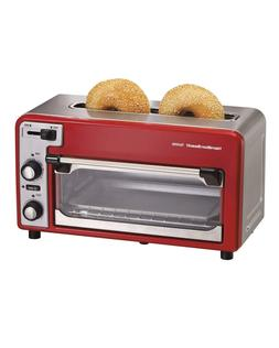 Hamilton Beach - Ensemble Toastation 2-slice Toaster Oven -