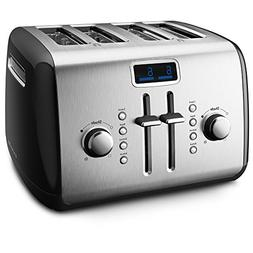 KitchenAid KMT422OB 4-Slice Toaster with Manual High-Lift Le