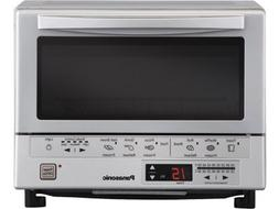 Panasonic 1300 Watts FlashXpress Toaster Oven, Features Inst