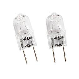 Wadoy WB36X10213 Microwave Light Bulbs G8 120V 20W Bulb Repl