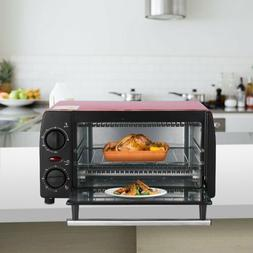 Konka Electric Toaster Countertop Oven Stainless Steel Broil