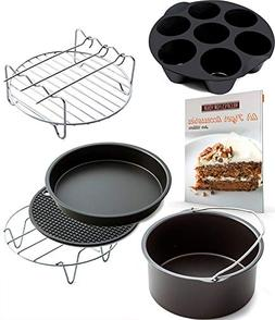 Air Fryer Accessories for Gowise Phillips and Cozyna, Deluxe