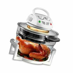 NutriChef Air Fryer, Infrared Convection Oven, Halogen Oven