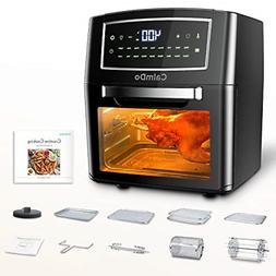 Air Fryer Oven Combo 12.7 Quarts Convection Toaster Food Deh