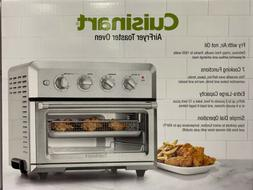 Cuisinart Air Fryer Toaster Oven with Warranty, CTOA-120PC1,
