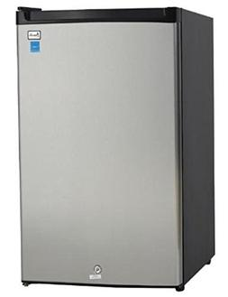 Avanti AR4456SS Counterhigh Refrigerator 4.5 cu. ft. Black/S