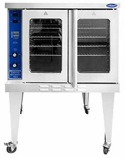 Atosa ATCO-513B-1 Single Deck Natural Gas Convection Oven