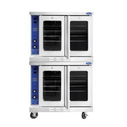 Atosa ATCO-513B-2 CookRite Double Deck Gas Convection Oven