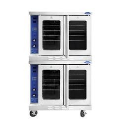 Atosa ATCO-513B-2 Double Deck Natural Gas Convection Oven